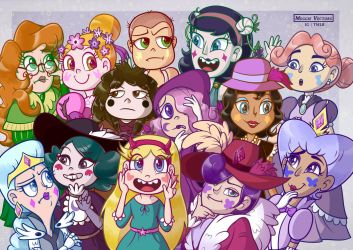 13 Butterfly Queens by MeganLovesAngryBirds