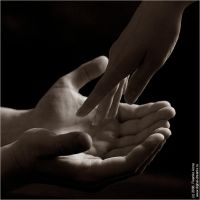 in your hands by HolyAnna