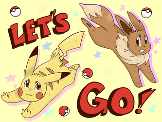 let's go!!!! by uxiestareoff