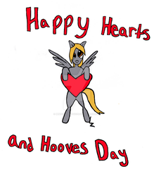 Happy Hearts And Hooves Day by MinecraftMusic75
