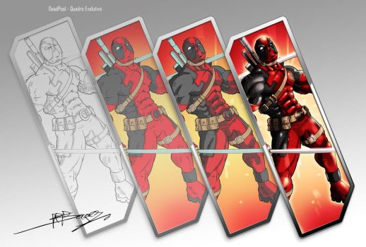 'DeadPool...' - Concept by sergio-borges