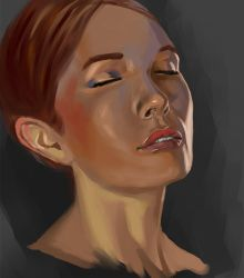 portrait try by pprimuss