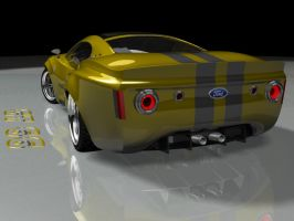 Ford GT 66 3 by Sphinx1