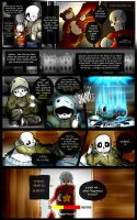Reminiscence: Undertale Fan Comic Pg. 18 by Smudgeandfrank