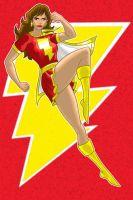 Mary Marvel Prestige Series by Thuddleston