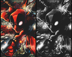 DeadPoolTagWall by RodTheSecond