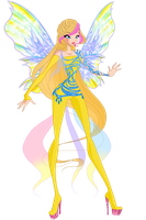 Anna Dreamix Reference Design 2 by DreamofWinx
