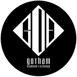 Gotham Diamond Exchange Logo by No-Sign-of-Sanity