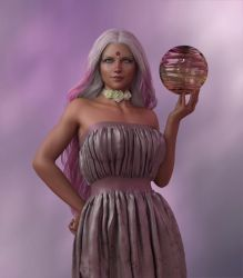 Pink magical by aislinnette