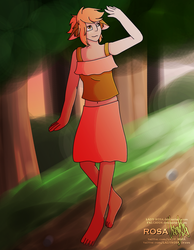 ART TRADE | Clementine by LADY-R0SA