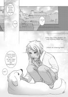 Freckles webcomic by Moemai