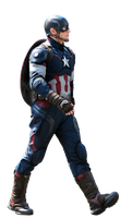 Captain America - Age of Ultron Render 2 by EversonTomiello