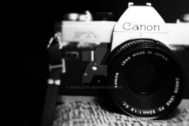 Canon from 1971 by ArshLatif