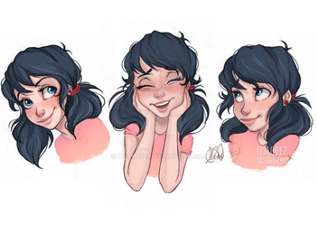Marinette by itslopez