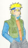 NARUTO--The Typical Adult by nix-entente