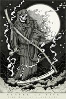 Reaper of Life by TinyDotsOfDeath