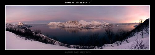 Where Did The Light Go? by thurisaz