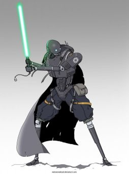 Jedi by NOMANSNODEAD