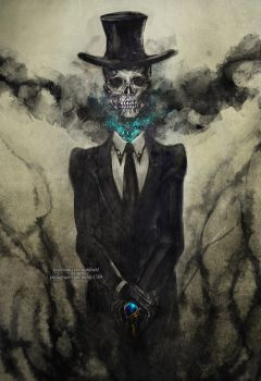 death becomes him by NanFe