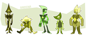 Peridoptables [CLOSED] by Nimkey