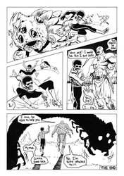 BLACK PLANET - Page 5 of 5 by LarryKingUndead