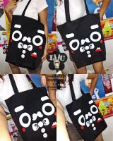 mr mustacho bag by loveshugah