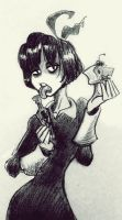Creepy Susie, not Typhoid Mary. by jack8642