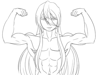 Acea Flexin' by Seraphinae