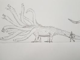 Hydra for a contest by paleosir