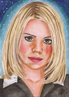Rose Tyler by Purple-Pencil