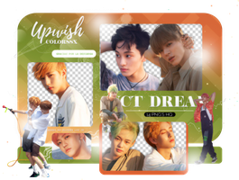 NCT DREAM PNG PACK #6 by Upwishcolorssx
