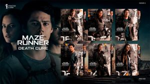 The Death Cure (2018) Folder Icon #2 by sebasmgsse