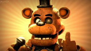Good Morning (fnaf sfm) by JR2417