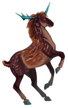 K182 Forest King by FallenChocoCookie