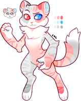 Adopt: Kitty [CLOSED] by LastNight-Light