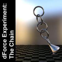 dForce experiment: the chain by chachah