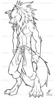 Werewolf by Firethroat