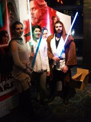 The Jedis by Neville6000