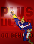 Plus Ultra! by SheilaSunshine