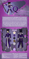 Walking City OCT - Quintessence - Reference Sheet by Devicon