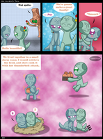 An Alien's Tail: Page 30 by Fishlover