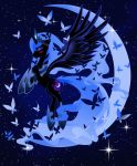 mare of the moon Black Is A Colour by artist-apprentice587