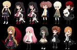 WTA -Dere Selfy Adopts [CLOSED] by Mystic--Seer