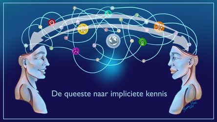 The Quest for Implicit Knowledge by Aquaria-Moon
