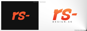 RS-design.sk last -4th- logo by Silence-sk