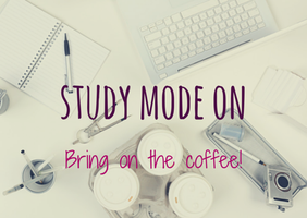 Study mode ON by Smile-its-Friday