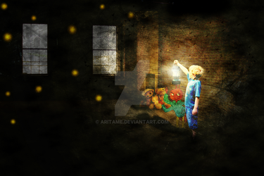 ...Of A Boy Becoming Lost by Aritame