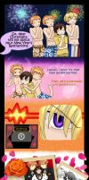 Ouran New Year's by Kirps
