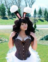 A Wild Buneary Approaches by HeatherAfterCosplay