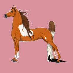 Horse Adopt Open by FreyasAdoptables